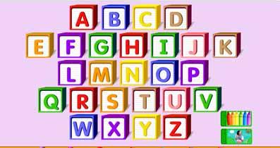 ABC alphabet and Phonemic Awareness Practice